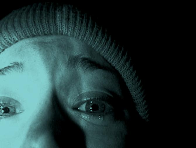 The Blair Witch Project (O Projecto Blair Witch, 1999) de Eduardo Sánchez e Daniel Myrick