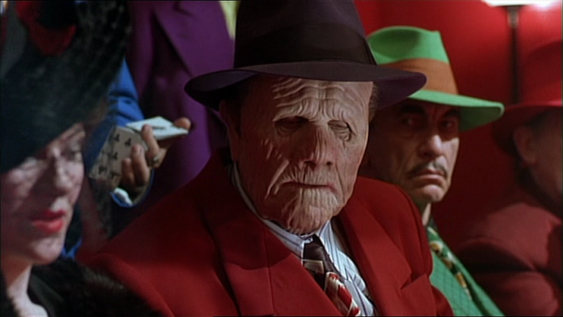 Dick Tracy (1990) de Warren Beatty