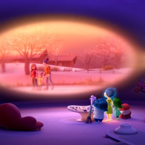 Inside Out (Divertida-Mente, 2015) de Pete Docter e Ronaldo Del Carmen