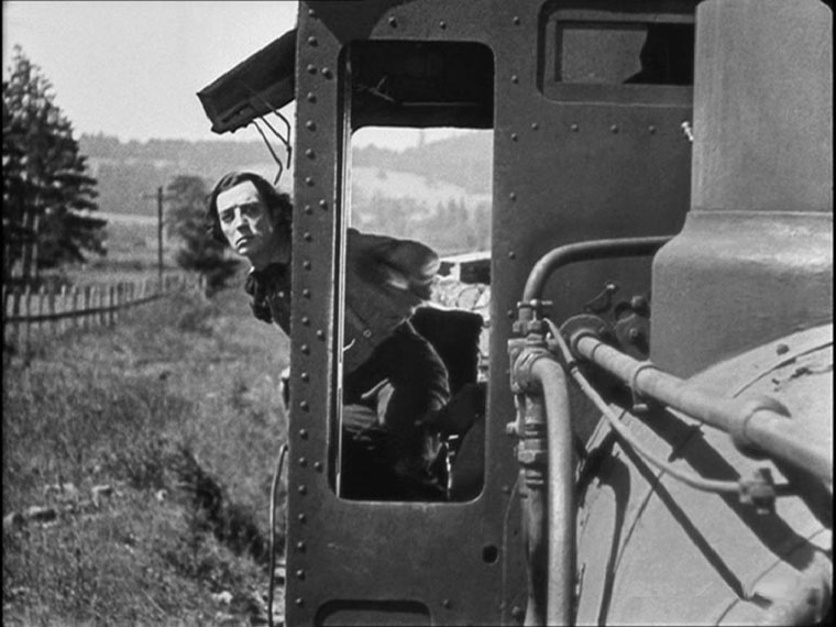 The General (Pamplinas Maquinista, 1927) de Buster Keaton