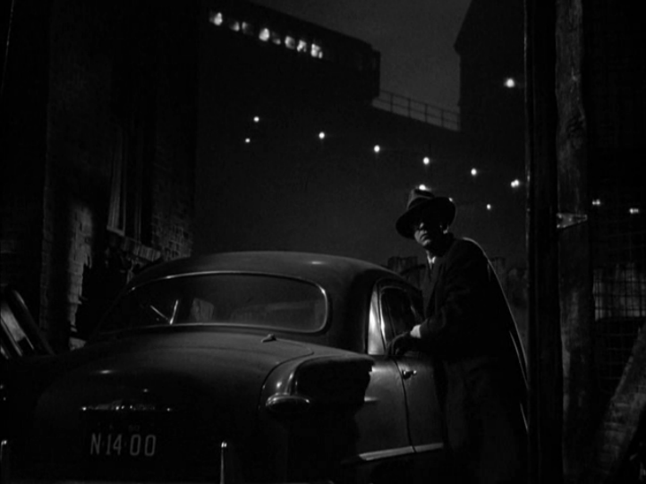 Where the Sidewalk Ends (O Castigo da Justiça, 1950) de Otto Preminger
