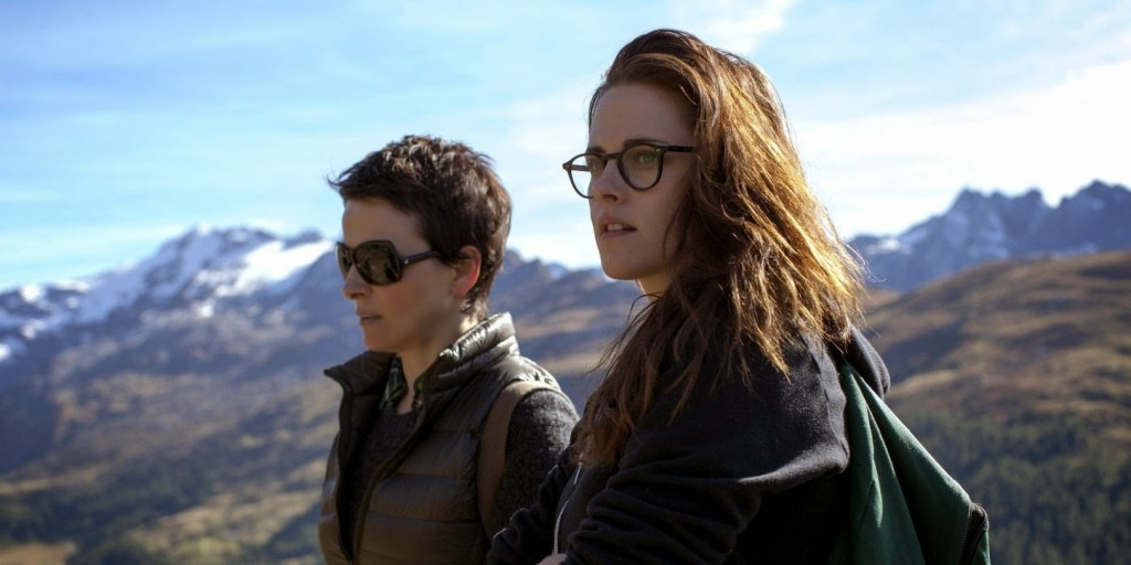 Clouds of Sils Maria (as Nuvens de Sils Maria, 2014) de Olivier Assayas