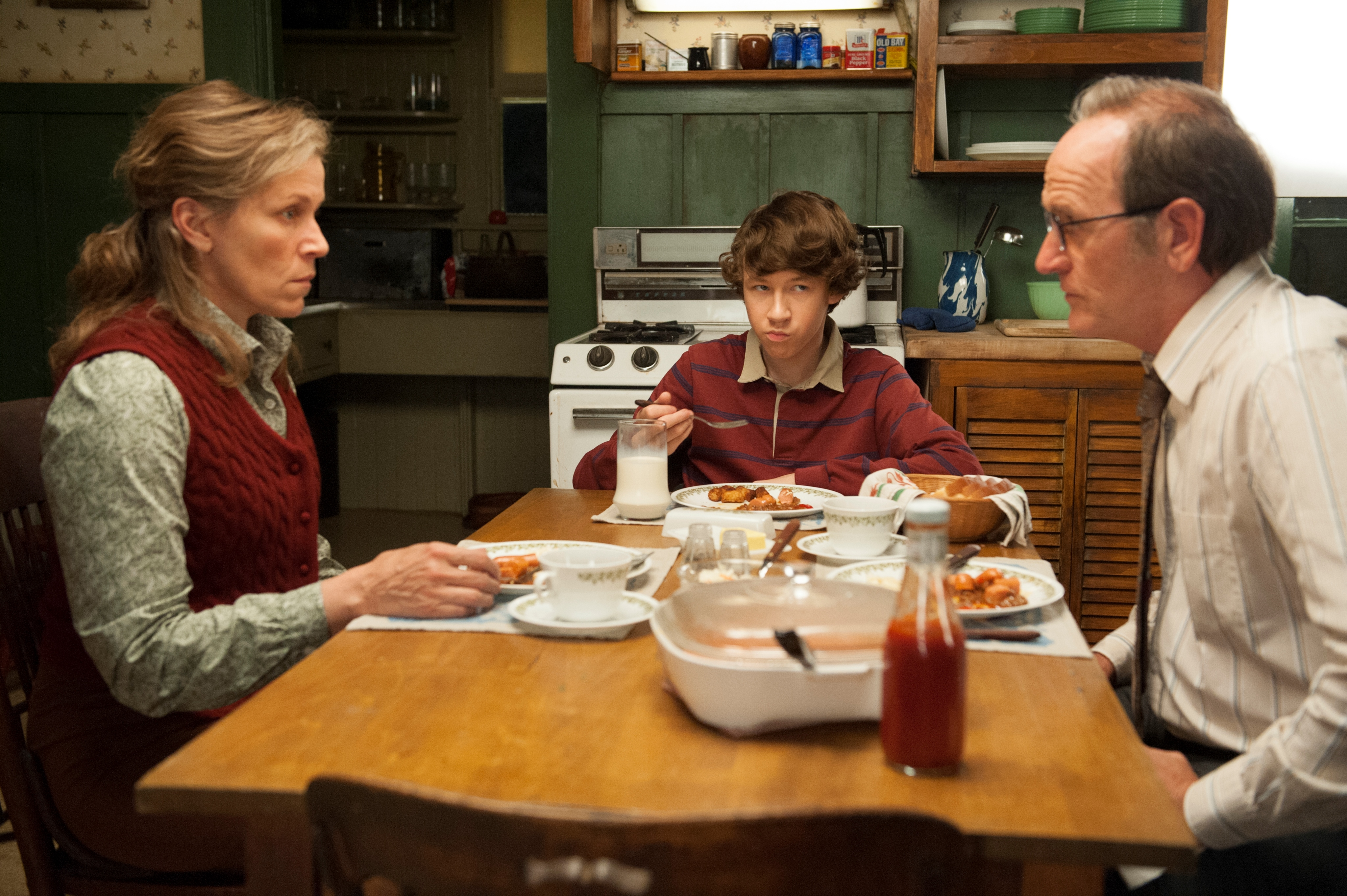 Olive Kitteridge (2014) de Lisa Chodolenko
