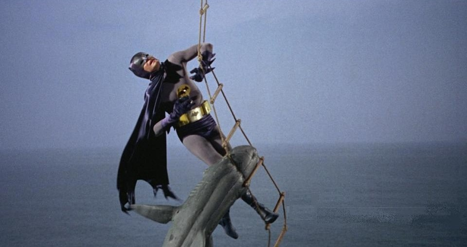 Batman: The Movie (Batman, 1966) de Leslie H. Martinson
