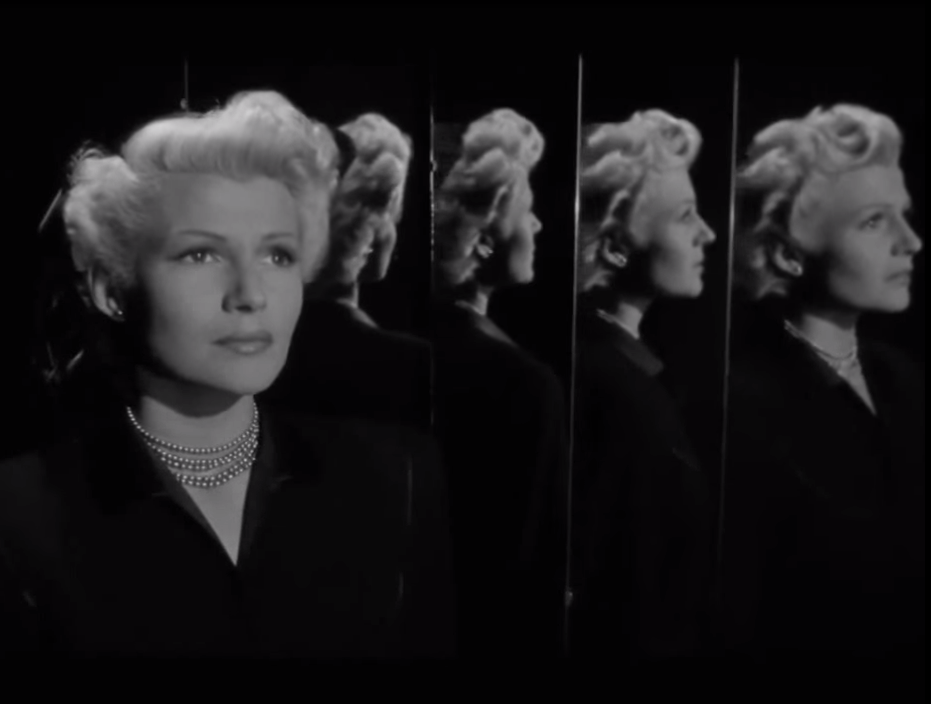 The Lady from Shanghai (A Dama de Xangai, 1947) de Orson Welles