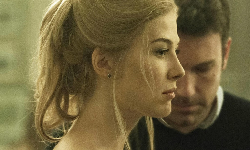 Gone Girl (Em Parte Incerta, 2014) de David Fincher