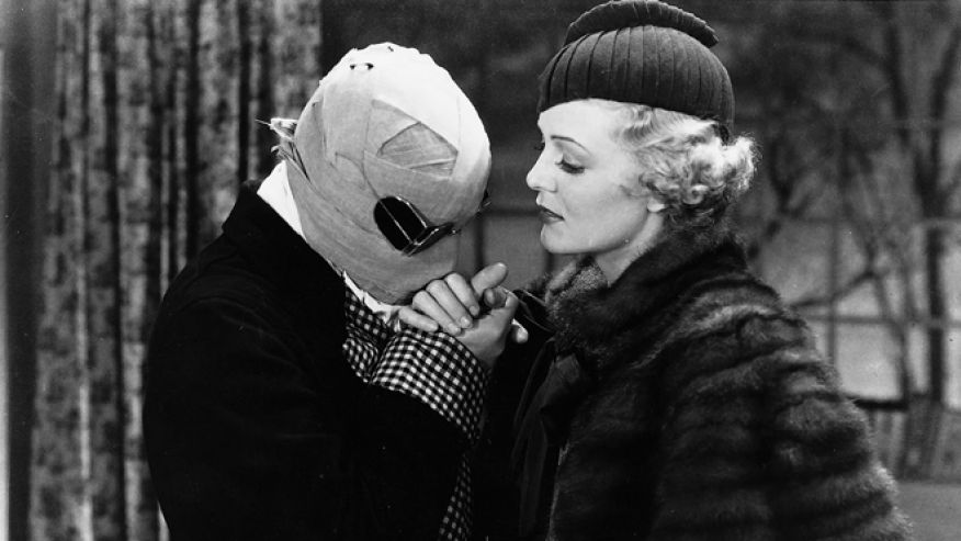 The Invisible Man (O Homeme Invisível, 1933) de James Whale
