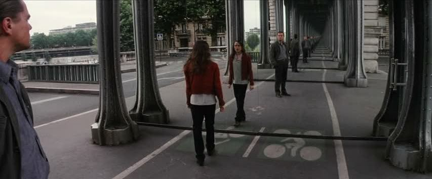 Inception (A Origem, 2010) de Christopher Nolan