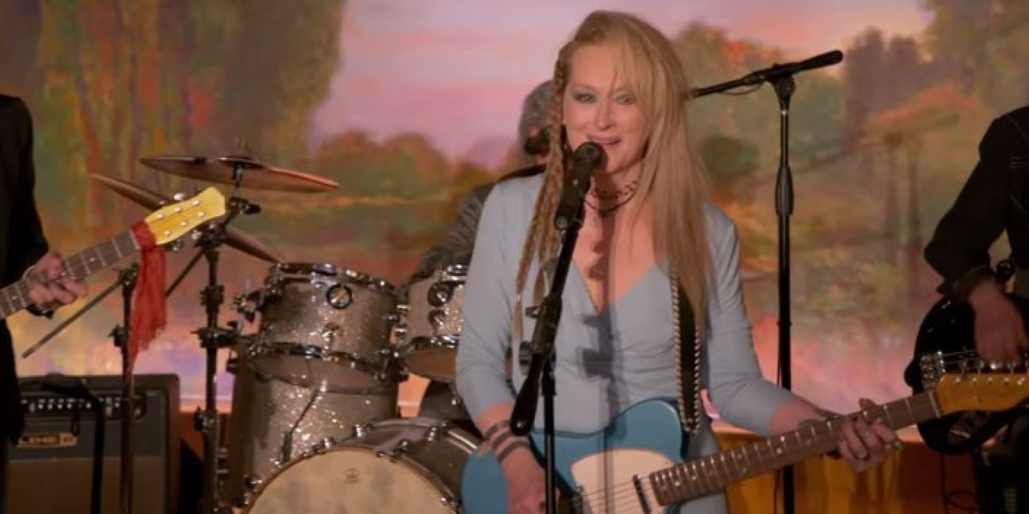 Ricki and the Flash (Ricki e os Flash, 2015) de Jonathan Demme