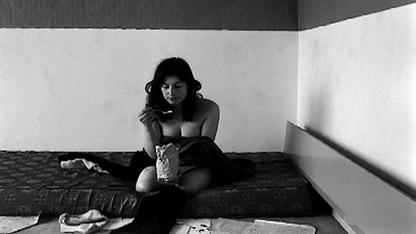 Je, tu, il, elle (1976) de Chantal Akerman