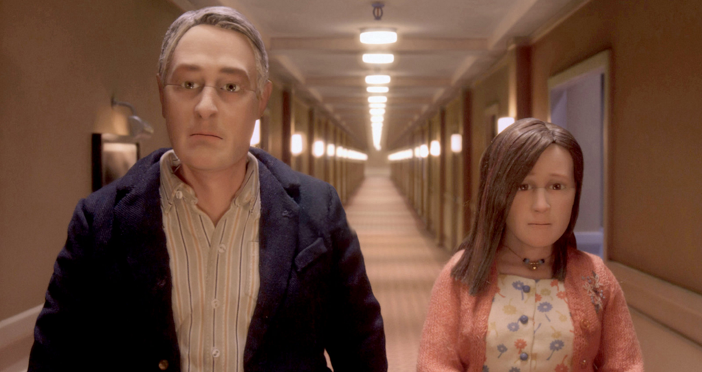 Anomalisa (2015) de Duke Johnson e Charlie Kaufman