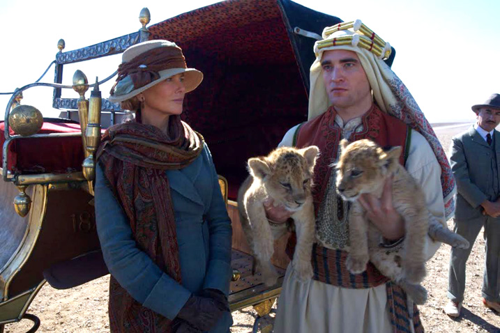Queen of the Desert (Rainha do Deserto, 2015) de Werner Herzog
