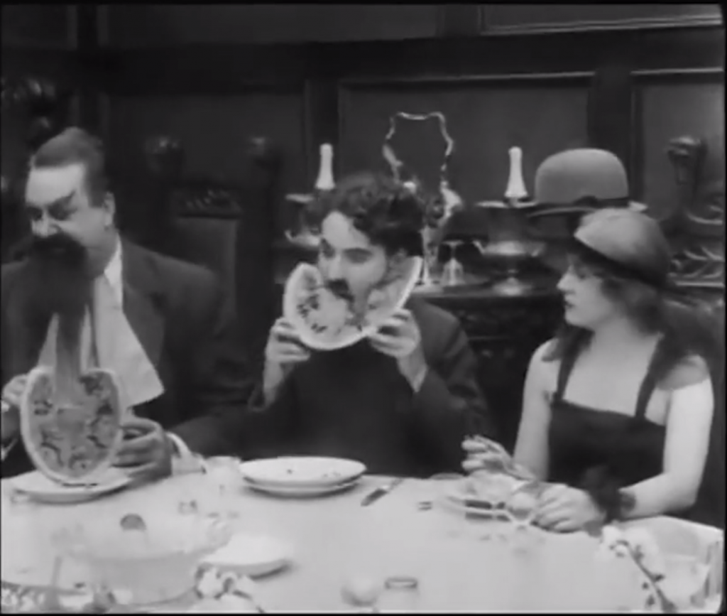 The Count (1916) de Charlie Chaplin