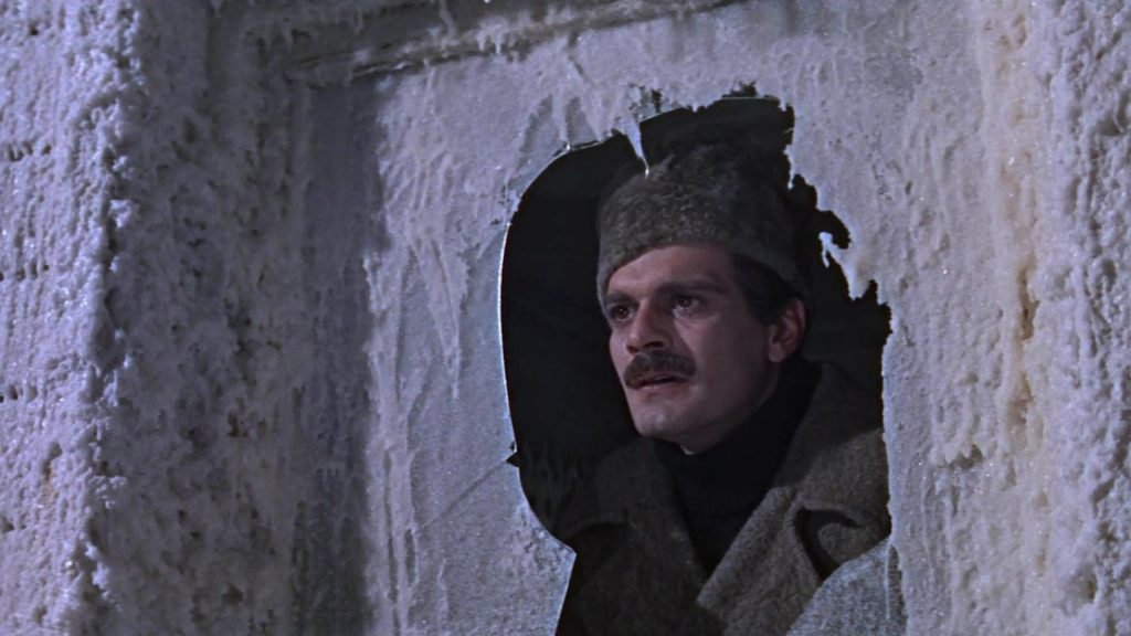 Doctor Zhivago (1965) de David Lean