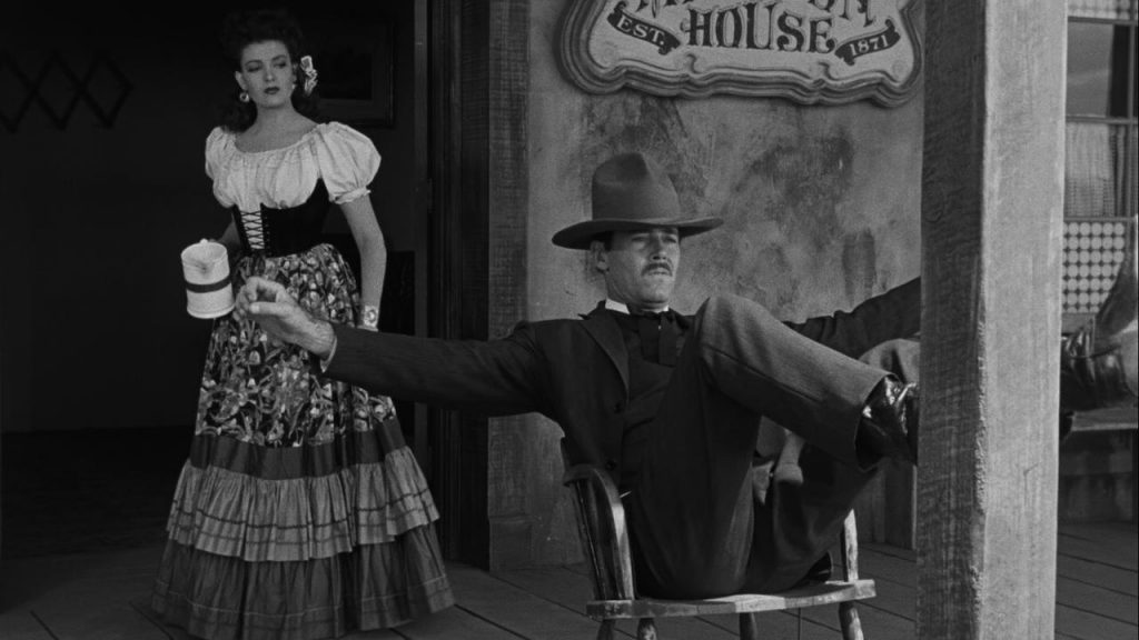 My Darling Clementine (1946) de John Ford