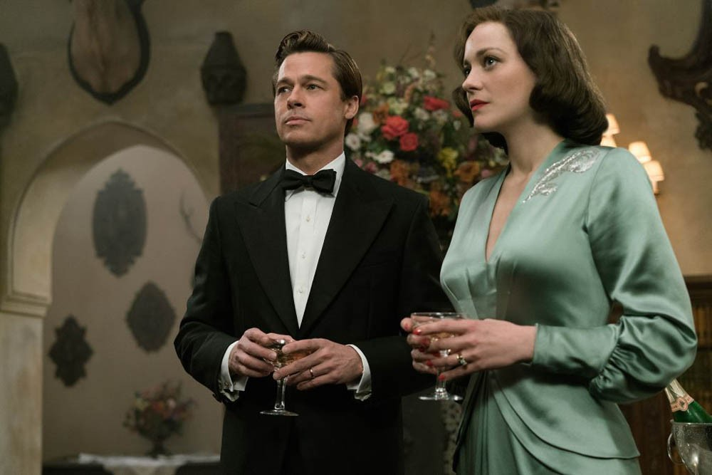 Allied (2016) de Robert Zemeckis
