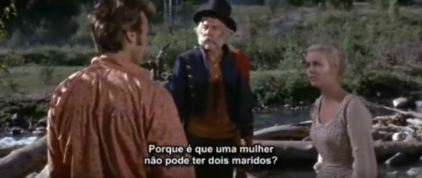 Paint Your Wagon (1969) de Joshua Logan