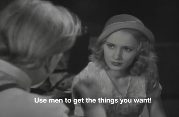Barbara Stanwyck em Baby Face (1933) deAlfred E. Green