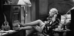Dorothy Mackaill em Safe in Hell, de William Wellman, 1931