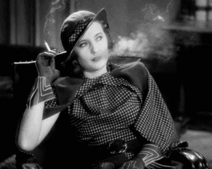 Barbara Stanwyck em Ladies They Talk About (1933) de de Howard Bretherton/William Keighley