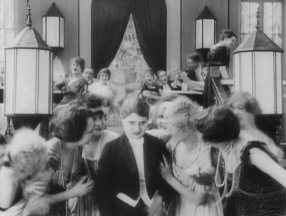 I Don't Want to Be a Man, de Ernst Lubitsch, 1918