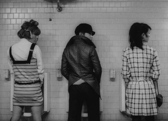 Funeral Parade of Roses, Toshio Matsumoto 1969