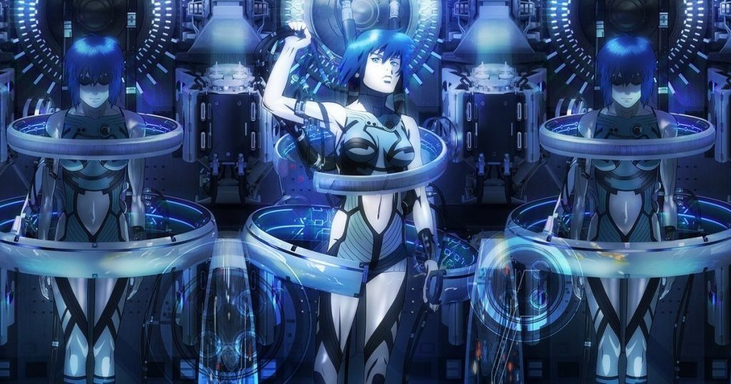 Kôkaku Kidôtai (Ghost in the Shell: The New Movie, 2015) de Kazuchika Kise