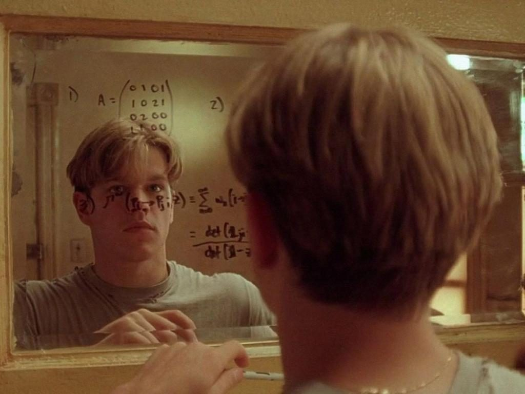 Good Will Hunting (O Bom Rebelde, 1997) de Gus Van Sant