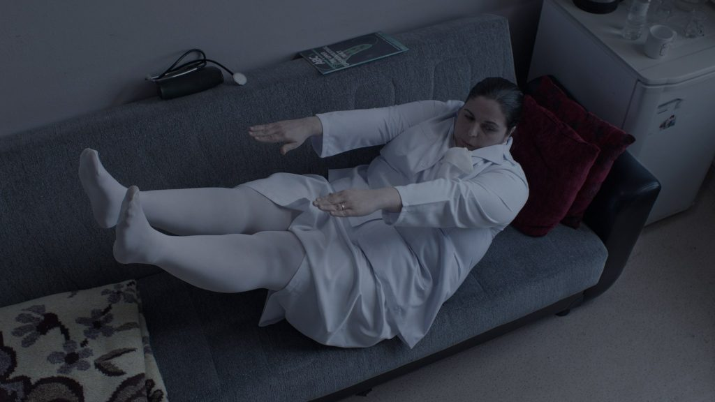 Hemsire (The Nurse, 2016) de Dilek Çolak