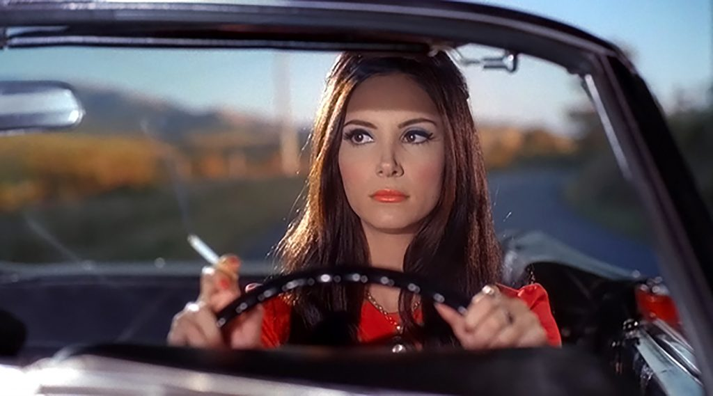 Samantha Robinson em The Love Witch (2016)