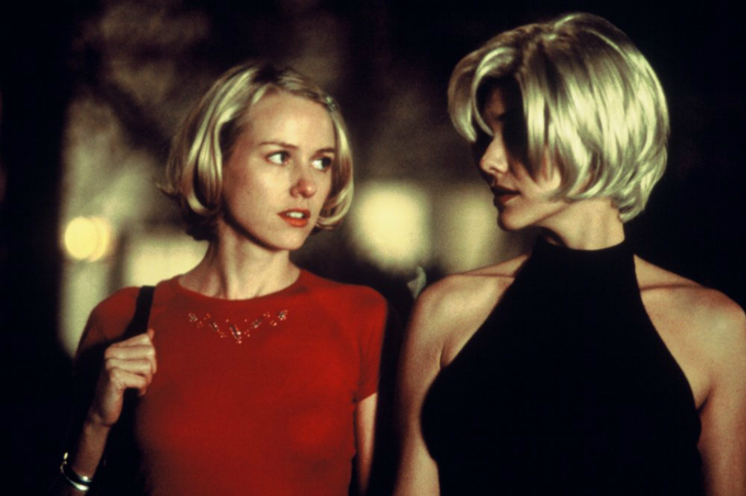 Mulholland Drive (2001) de David Lynch