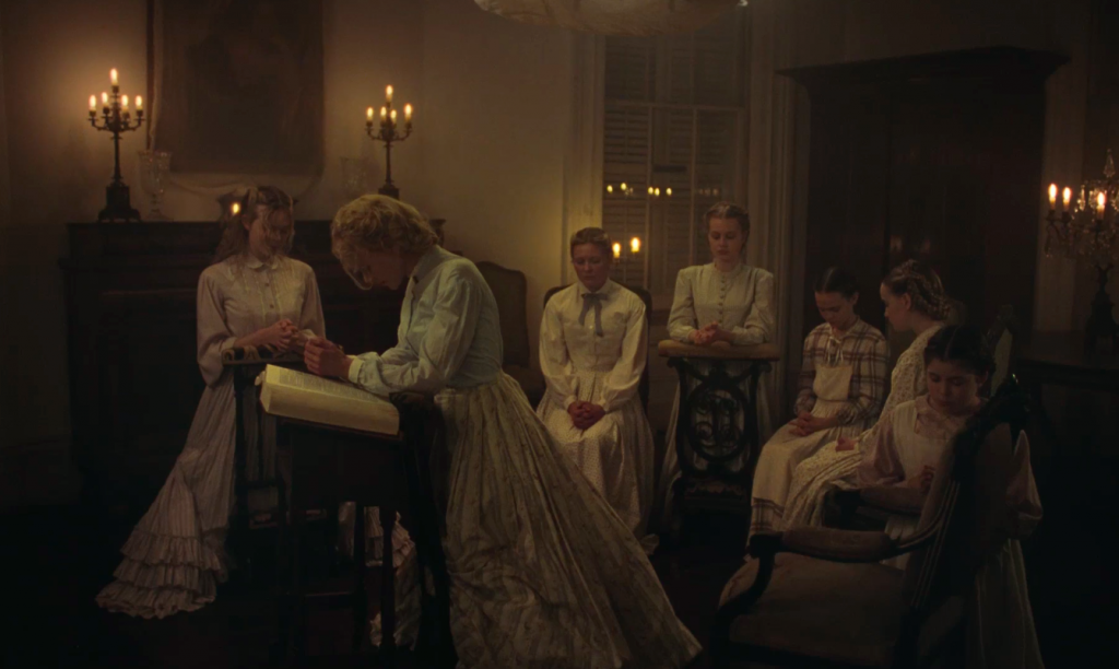 The Beguiled (2017) de Sofia Coppola