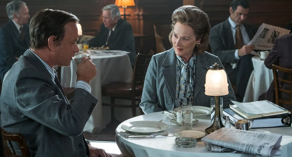 The Post (2017) de Steven Spielberg
