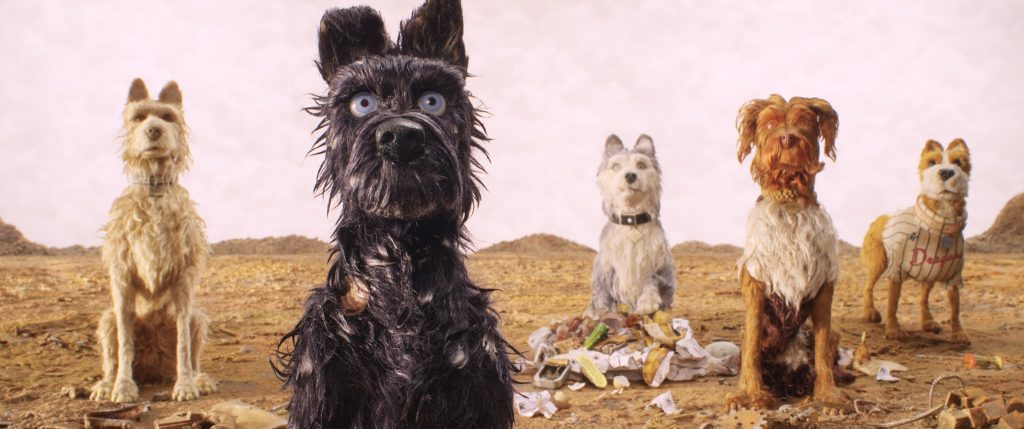 Isle of Dogs (Ilha dos Cães) 2018, Wes Anderson