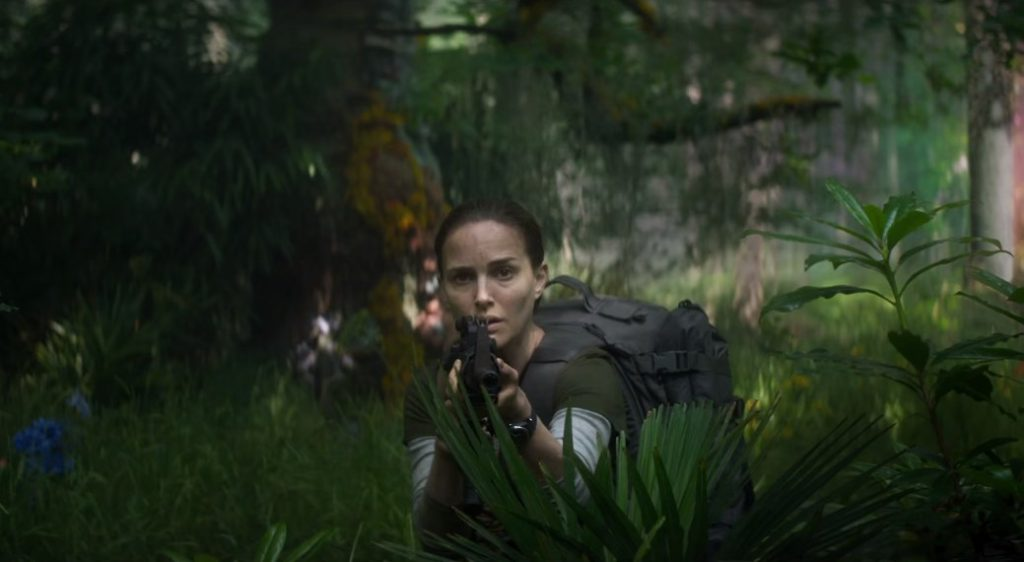 Annihilation (2018) de Alex Garland