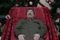 The Death of Stalin (A Morte de Estaline, 2017) de Armando Iannucci