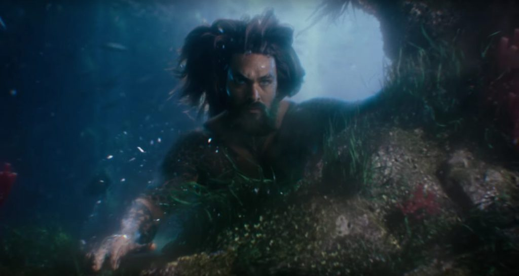 Aquaman (2018) de James Wan