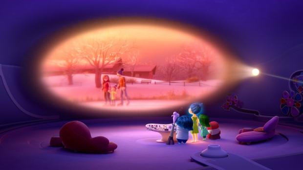 Inside Out (Divertida-Mente, 2015) de Pete Docter e Ronaldo Del Carmen