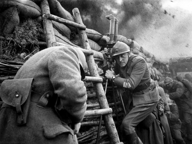 Paths of Glory (1957) de Stanley Kubrick