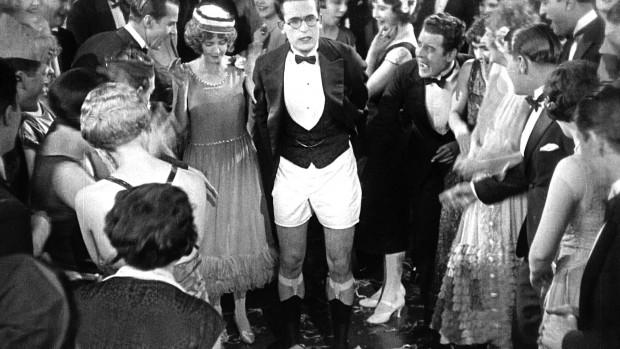 The Freshman (1925) de Fred C. Newmeyer e Sam Taylor