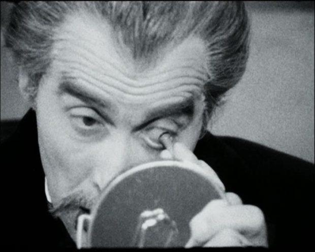Vampir, Cuadecuc (1970) de Pere Portabella