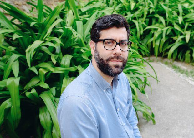 Tiago Baptista fotografado por © Mariana Castro