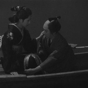 Chikamatsu Monogatari (Os Amantes Crucificados, 1954) de Kenji Mizoguchi