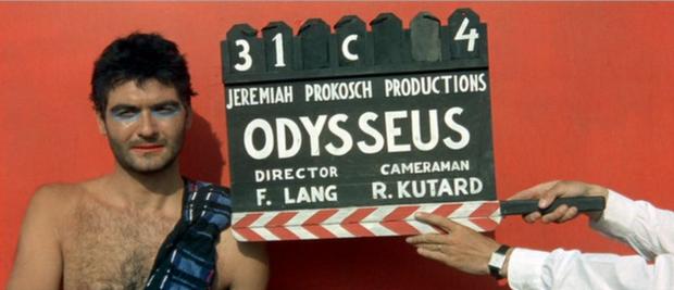 Le mépris (O Desprezo, 1963) de Jean-Luc Godard