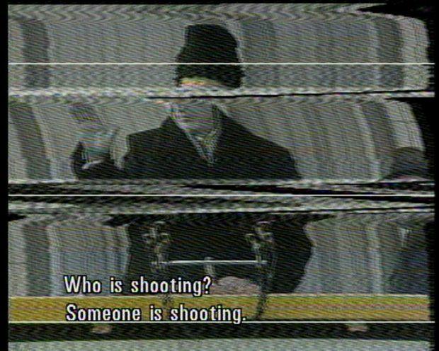videogramme einer revolution (1992) de Harun Farocki e Andrei Ujică