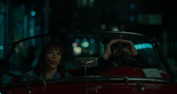 On the Rocks (2020) de Sofia Coppola